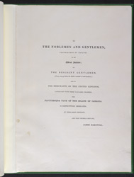 A Picturesque Tour In The Island of Jamaica -Title page